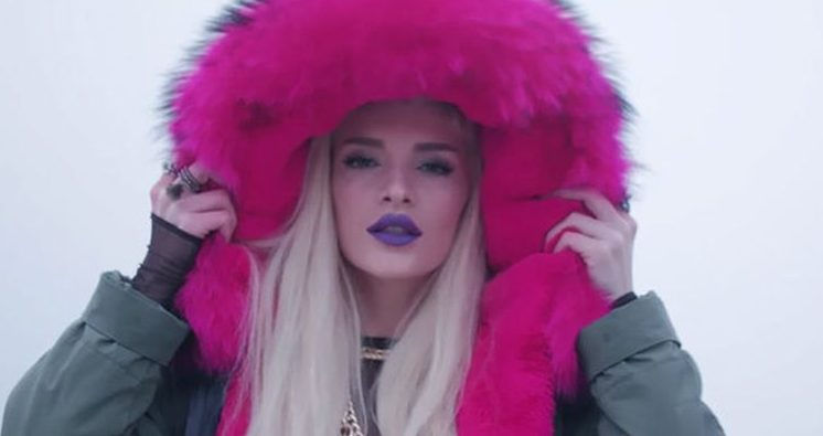 Era Istrefi music hunter