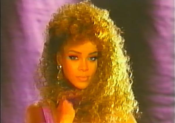 Rihanna 80s music hunter