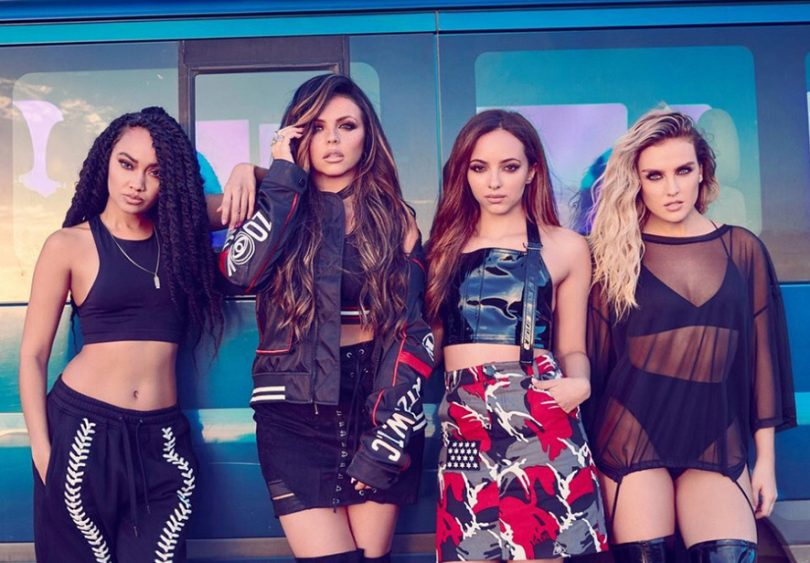 little mix new video music hunter