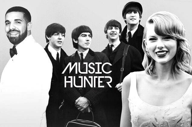 music hunter