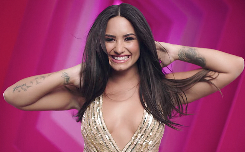 Demi Lovato Music Hunter